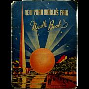 SOLD New York World's Fair, 1939 Needle Book