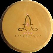 40's Avon Cake Make-Up, Vintage Vanity