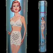 Playtex Girdle Box, Gigantic Display, 50's 60's
