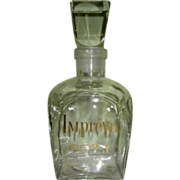 Imprevu Factice (Dummy) 1965 Coty Perfume