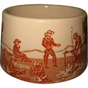 Chuck Wagon Coffee Cup / Mug, Wallace China