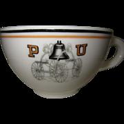SOLD Philadelphia University Cup, Syracuse China, Vintage
