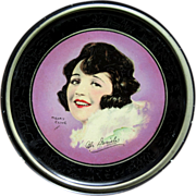 Beautebox Tin, Bebe Daniels 1920's Canco
