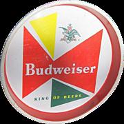 Vintage Budweiser Tray - So Atomic 1950's Beer