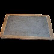 Vintage Writing Slate School Chalkboard