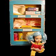 "Vintage ""My Merry"" Dolly's Linen Closet Circa 1957"