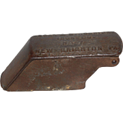 SOLD Iron Block Ice Shaver No-7 early 1900's - Red Tag Sale Item