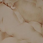 Fine Nude Watercolor by David T. Darling c. 1930