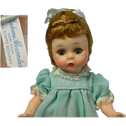 SOLD MADAME ALEXANDER-kins BKS Wendy DOLL Kins Tagged Outfit