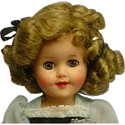 IDEAL Shirley Temple ST-15 Doll CUTIE w/box