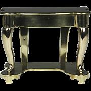 SOLD Wonderful 19th Century English Brass Miniature Server