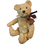 SALE Steiff Golden Mohair Teddy Bear