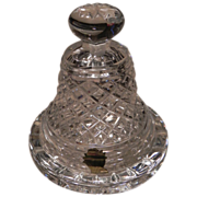 Waterford Crystal Bicentennial Liberty Bell 200 Years