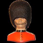 SALE Guardsman Bossons Head 1986 Bossons England