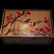 Beautebox Canco Trinket Box Oriental Pattern