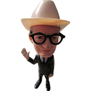 Barry Goldwater 1964 Doll Minus Campaign Button