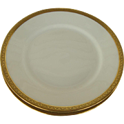 Luncheon Plate Theodore Havilland Limoges China