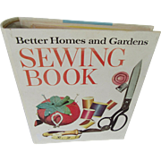 SALE PENDING Better Homes and Gardens Sewing Book for Beginner to Professional