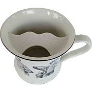 Mustache Cup Perfect Man's Gift Made in Japan