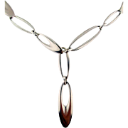SALE Georg Jensen ZEPHYR Necklace