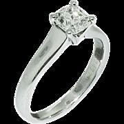 SALE Birks Amorique Collection .64 Diamond Solitaire