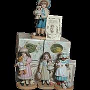 Jan Hagara 4 Figurines