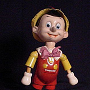 Pinocchio By The Ideal Novelty & Toy Co.
