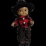 SALE PENDING Advertising Doll Buddy Lee Cowboy