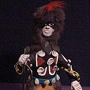 SALE PENDING Kachina Called Snake Dancer