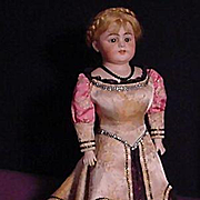 SALE Simon And Halbig 1010 Dressed In Royal Gown