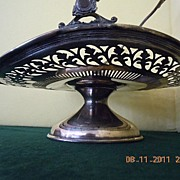 """Antique Pre-1898 Standard """"S"""" Co Toronto Canada """"Limited"""" Silver Plated Pe"""
