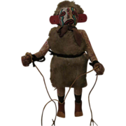 SOLD Vintage 1930s Hopi Kachina American Indian Doll