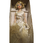 "Gene Marshall dressed doll ""I Do"" Ashton Drake MIB bride wedding"