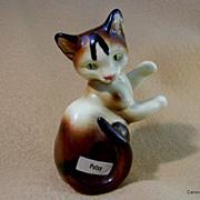 Goebel Kitten or Cat named Putsy