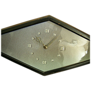 Rookwood Herschede Art Deco Clock  *Very  Hard to Find
