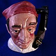 """Royal Doulton Character Jug """"Bootmaker"""" #D6579 Toby Mug"""