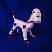 Made in Japan Ceramic Hound Dog Nodder