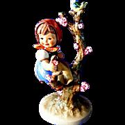 Goebel Hummel Apple Tree Girl  Six Inches Tall