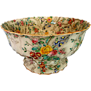 Copeland Spode Console Bowl * Patricia* Pattern