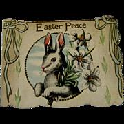 5 Antique Easter Postcards Vintage 1916 or Earlier