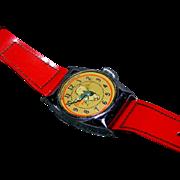 Original Loony Tunes Porky Pig Watch