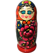 Russian  Matryoshka  Dolls Nesting Dolls