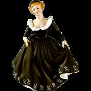 Royal Doulton Geraldine  # 2438  Copyright 1971