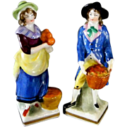 Made in Germany Porcelain Figurines
