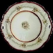 Beautiful C.T. Germany Cake Plate