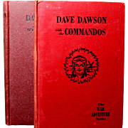 2 **  Dave Dawson with the RAF ,  AND with the Commandos **The  War Adventure Series