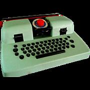Like New Marx Tin Toy Typewriter in Original Box