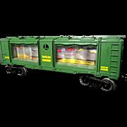 Original Lionel # 3435 Traveling Aquarium Car in Box