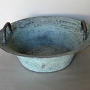 Chinese Bronze Basin