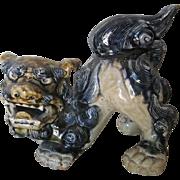 Japanese Imari Porcelain Fu Lion